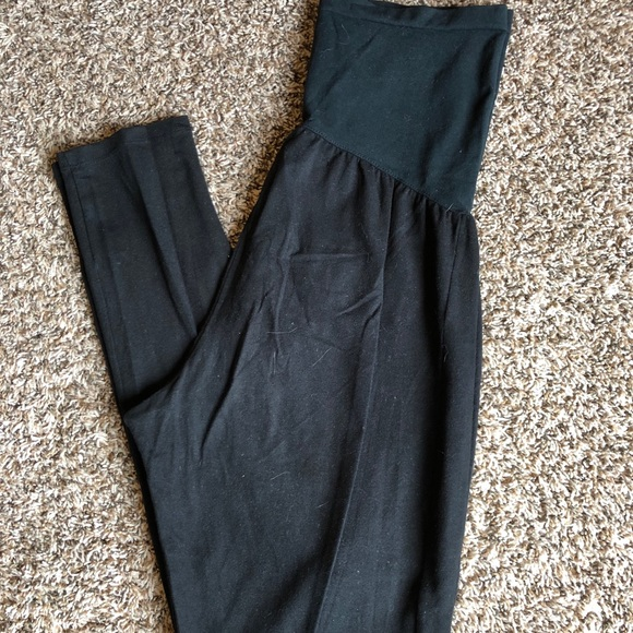 ae25b7f7ba739 Liz Lange for Target Pants | Liz Lange Maternity Black ...